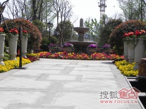 红豆人民路九号的景观设计图片