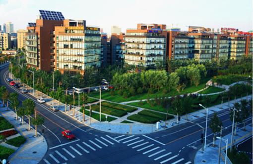 丰台科技园-中关村丰台科技园区20周年 总部经济接受检阅
