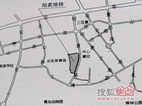 建业十八城住房结构图