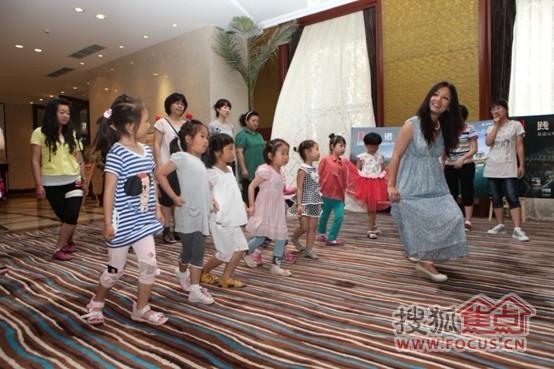 儿童模特培训教室