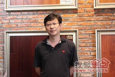 生活家集团南方事业部副总监 李文