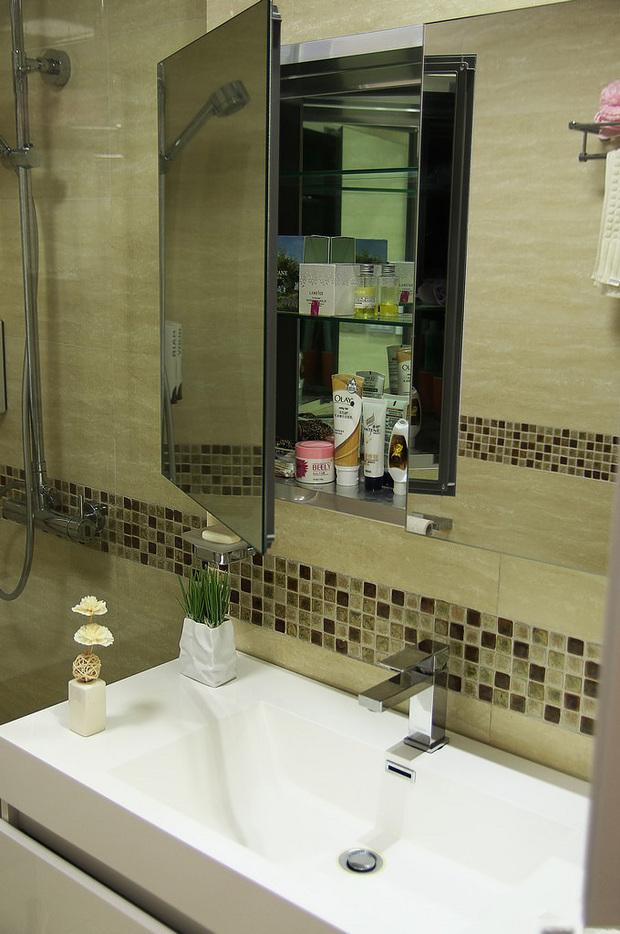 华隆小区 二居室 78㎡ 卫生间装修效果图高清图片