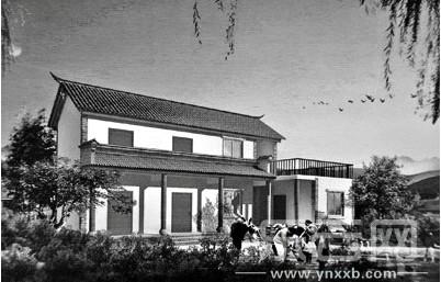 住宅设计范例砖木结构型