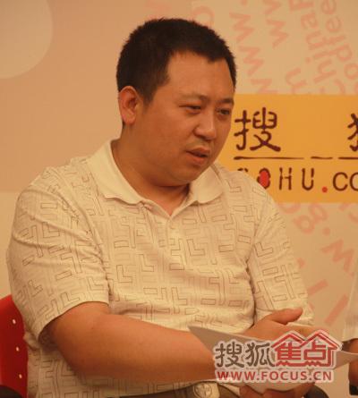业之峰副总裁 刘文涛