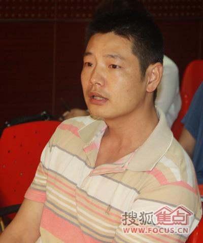 强力集团有限公司管理者代表 彭成涛