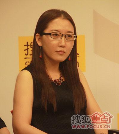 北京瑞博文装饰设计有限公司总经理 汤谨宾