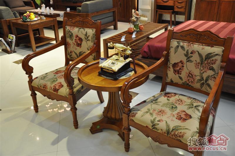 创意无限的实木家具小物件 耳目一新的新感受