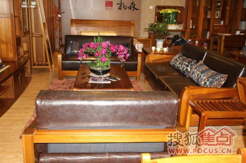 家具榜样:柏森沙发61品质生活61优质享受图片