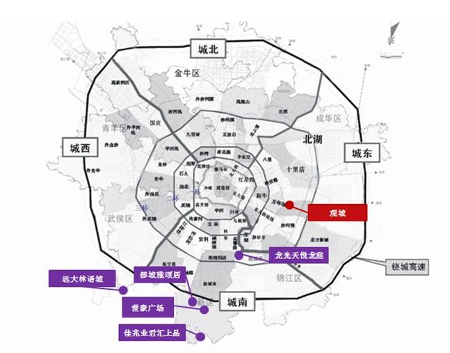 思源:上周成都主城区商品住宅成交2220套图片