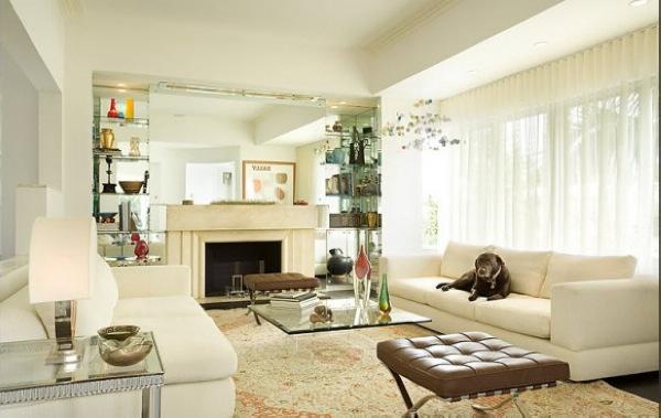 客厅地板简单造型