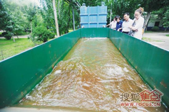 这款真空排水系统主要解决的是城市下雨积水,特别是下凹式立交桥下