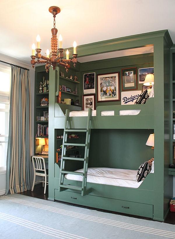 20款卧室组合式家具设计 让家更温馨 (组图)