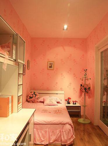 小空间也温馨 10个小户型儿童房设计(组图)