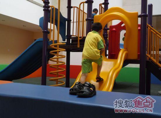 滑梯立体手工制作