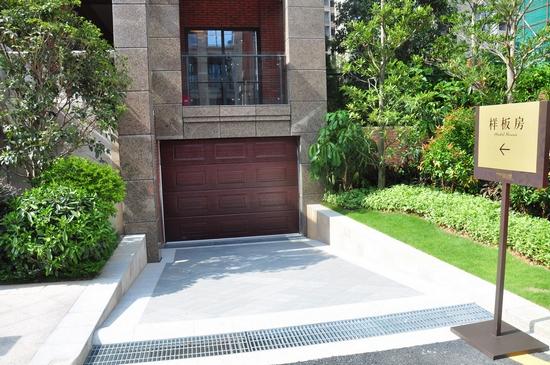 此外,样板房还将空间利用率留有最大化,将别墅v空间成4层,并做到私家户型花联排别墅图图片