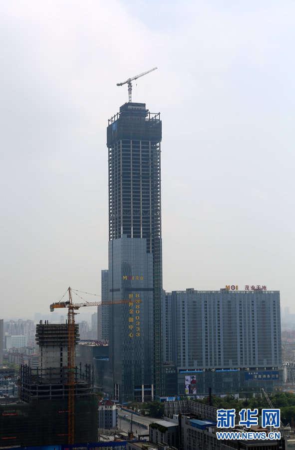 幼儿园手工制作高楼大厦