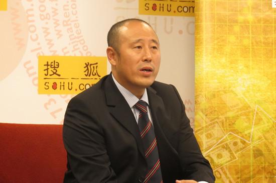 21世纪商业地产总经理蔡宇翔