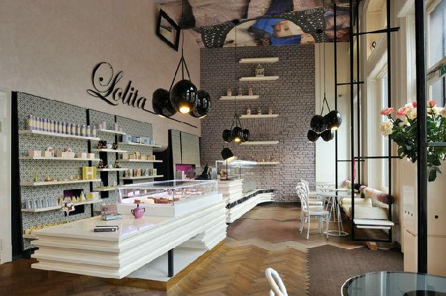 洛丽塔咖啡馆设计-新闻中心-搜狐焦点家居