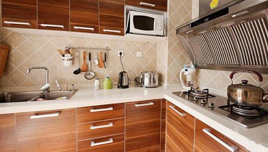 橱柜 厨房 家居 设计 装修 550_312图片