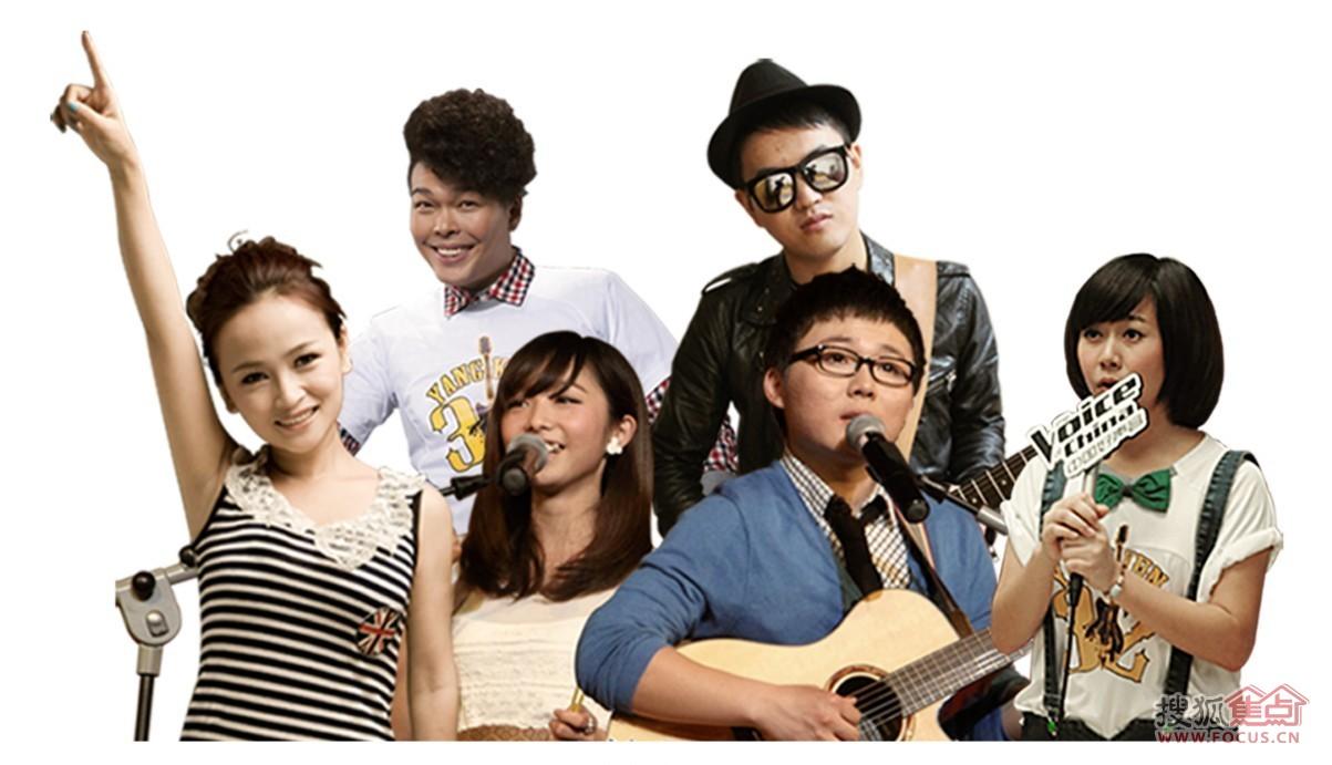 10月13日 中国好声音在万达现场直播!