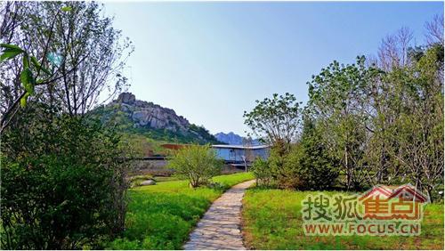 小镇植物园——零距离邂逅山地景观