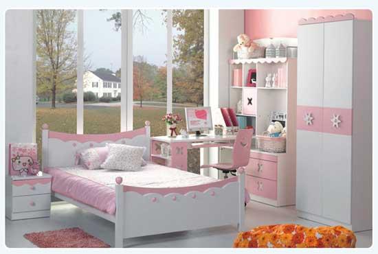 送给小公主的粉红卧室-新闻中心-搜狐焦点家居