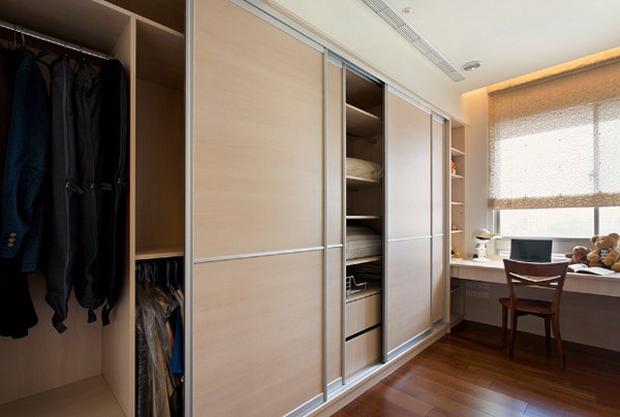 衣柜造型效果图大全