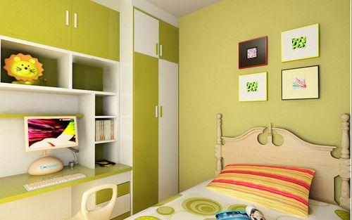 背景墙 房间 家居 设计 书房 卧室 卧室装修 现代 装修 500_313