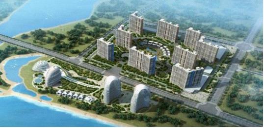 """""""低碳""""海景房提高生活质量 亚胜置业海天翼"""