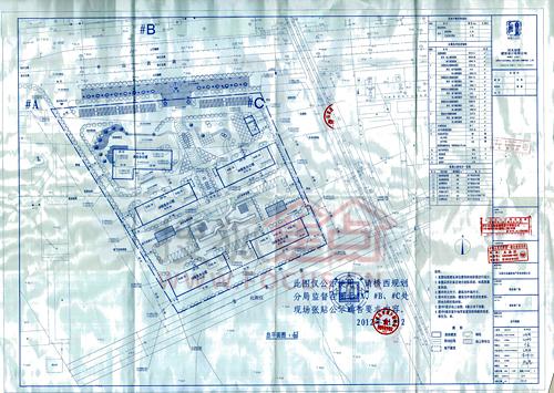 石家庄郁金香广场规划公示 位于地铁1号线起点站