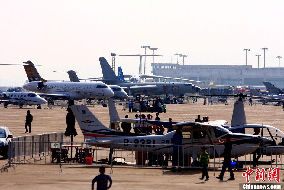 多国飞行器汇聚珠海航展-房产新闻-昆山搜狐焦点网
