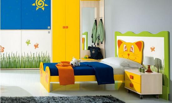 创意空间设计 属于儿童房里的秘密 组图