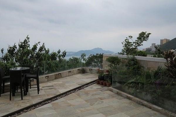 300平米联排别墅 香港半山上亿豪宅