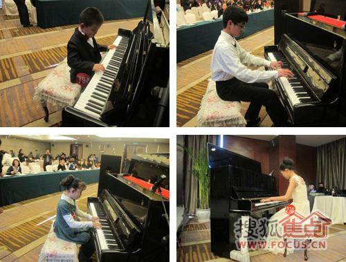 钢琴怎么折步骤图