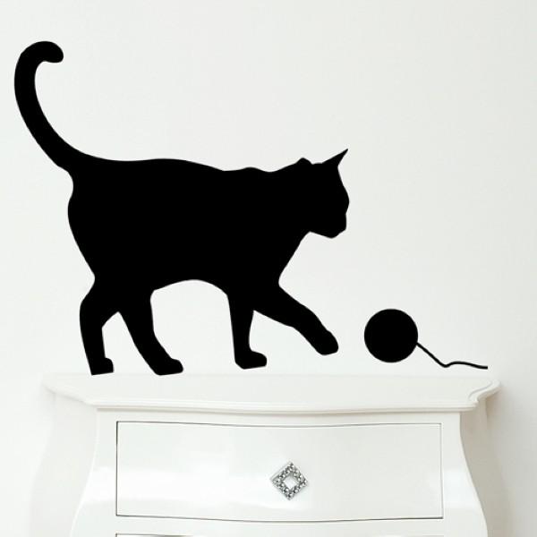 """你好喵星人 可爱小猫装饰爱屋""""妙""""招--组图"""