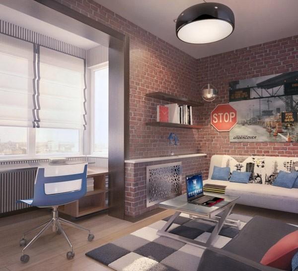 很夢幻的感覺 青少年主題個性房間設計(圖)