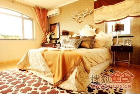 泰州碧桂园精装洋房样板房高清图片