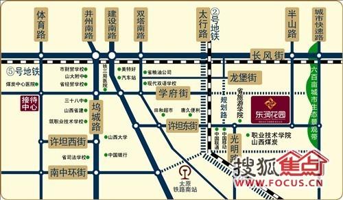 太原富力现代广场最新动态:最热楼盘推介——上周网友