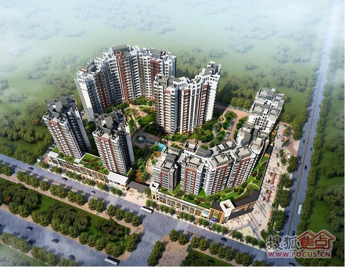 的房子 送入户花园已经弱爆了   香洲5年内将建132个社区公园 市民可