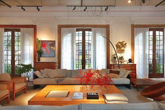 优质木地板舒心设计 英式乡村别墅让你大开眼界