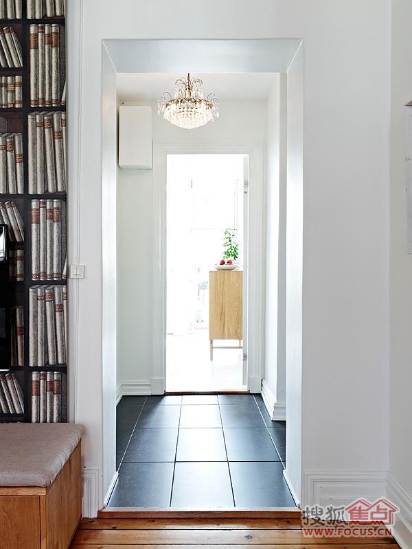 86平米森林系公寓 展北欧简约风格图片