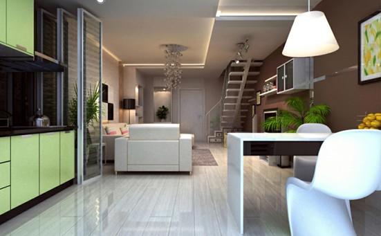 农村公寓房设计效果图