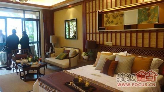 东南亚风情室内装修