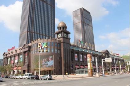 南通中南城购物中心实景图