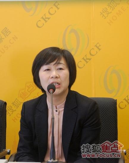 维科家纺总经理 庄裴娜-直播实录 2013年中国家纺产业高峰论坛
