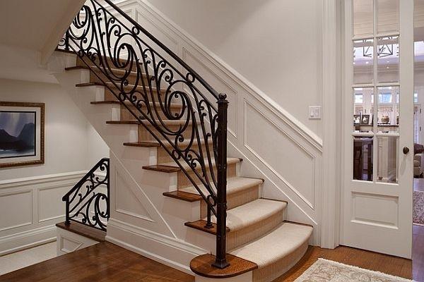 创意楼梯设计 打造亮眼复式好家居(组图)-新闻中心
