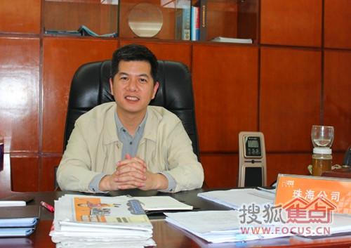 专访 佳兆业 珠海总经理陈向新