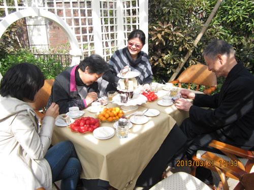 郦城御园:一个英伦下午茶的传说正流转南京