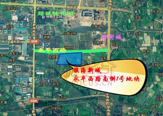 地块卫星图