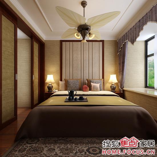 东南亚风格家居设计 打造异域风情家 组图